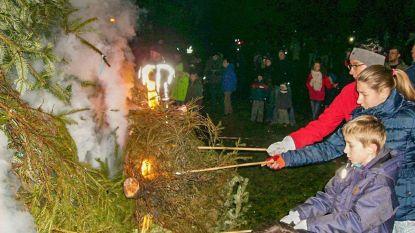 Tielrode gaat nieuwe jaar met vuur in