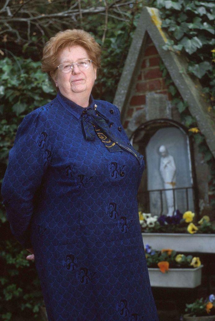 Paula D'HONDT (CVP) - archiefbeeld