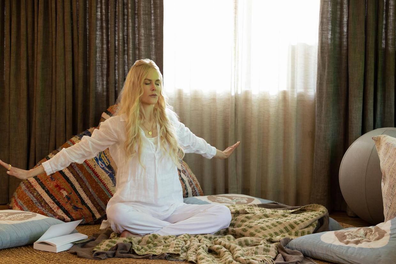 Nicole Kidman in 'Nine Perfect Strangers'. Beeld Reporters / Splash