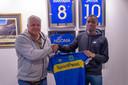 Bernio Verhagen dook ook even op in Zuid-Afrika, waar Cape Town City FC-preses John Comitis hem al snel wegstuurde.