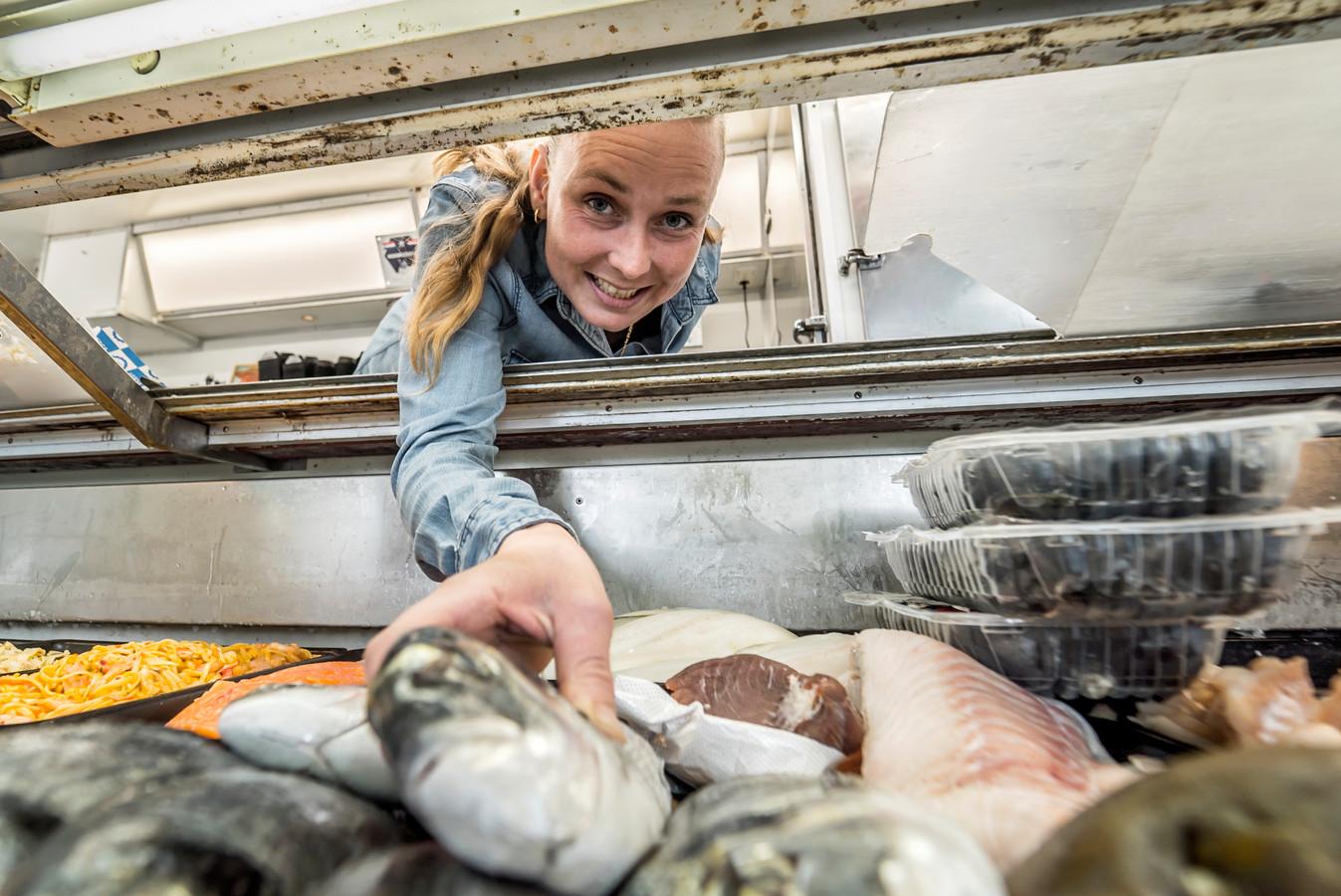 Wendy van Velzen van Vishandel Beet.