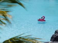 Geen diploma-uitreiking in de aula, maar Ibizastyle aan het strand