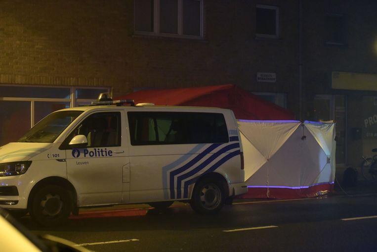 Jonge vrouw overlijdt bij appartementsbrand op de Naamsesteenweg in Heverlee