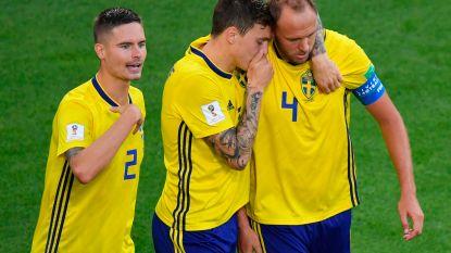 Zweden groepswinnaar na bloedstollende ontknoping, Mexicanen mee naar achtste finales ondanks pijnlijke nederlaag