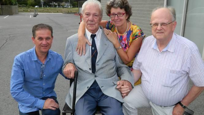 """PORTRET. Eeklose held en concentratiekampoverlever Julien Van den Driessche overleden: """"Hij had beloofd om zijn verhaal te vertellen tot aan zijn dood"""""""