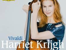 Celliste Harriet Krijgh leeft zich heerlijk uit in 'haar' Vivaldi