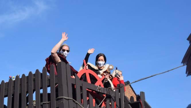 "Minicarnavalsstoet tovert glimlach op gezichten: ""Zonder corona was Assenede dit weekend te klein geweest"""