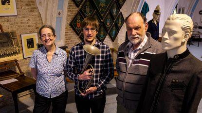 Harmonie viert 145ste verjaardag met expo