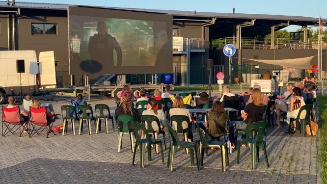 12- tot 24-jarigen genieten van openluchtfilms