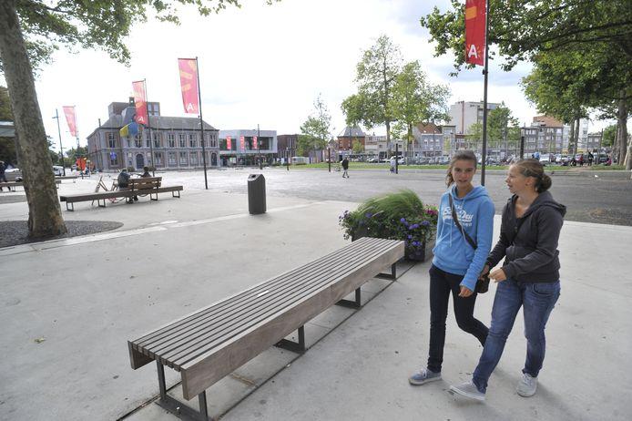 Op de Bist in Wilrijk kan je dit najaar schaatsen
