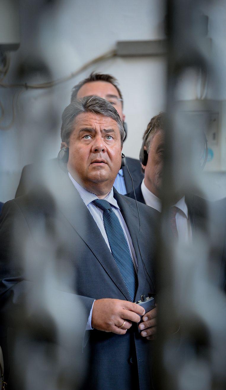 Sigmar Gabriel heeft zich al meermaals als een voorstander van CETA geuit. Beeld Getty Images