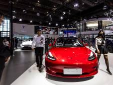 China tikt Tesla op de vingers: 'Auto's moeten veiliger'