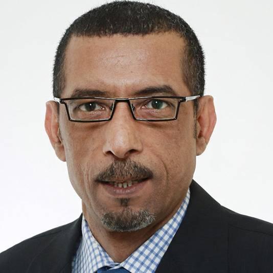 Psychiater Gamal Mirri.