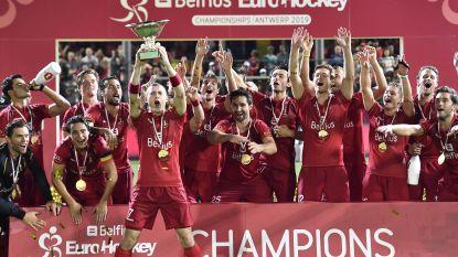 Red Lions winnen Nationale Trofee voor Sportverdienste