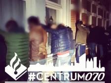 Zeventien illegale gokkers opgepakt in centrum van Den Haag