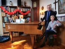 Cupido slaat na vijftig jaar weer toe bij Leni en Rob