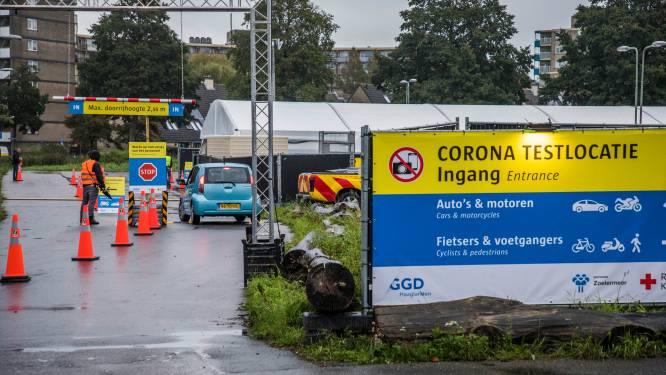 Coronatestlocatie GGD vertrekt uit centrum Zoetermeer