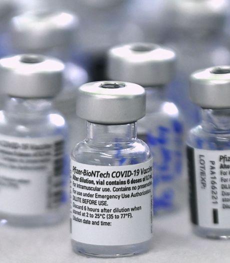 Grâce à l'accord européen avec Pfizer-BioNtech, la Belgique pourra compter sur 1,28 million  de doses supplémentaires