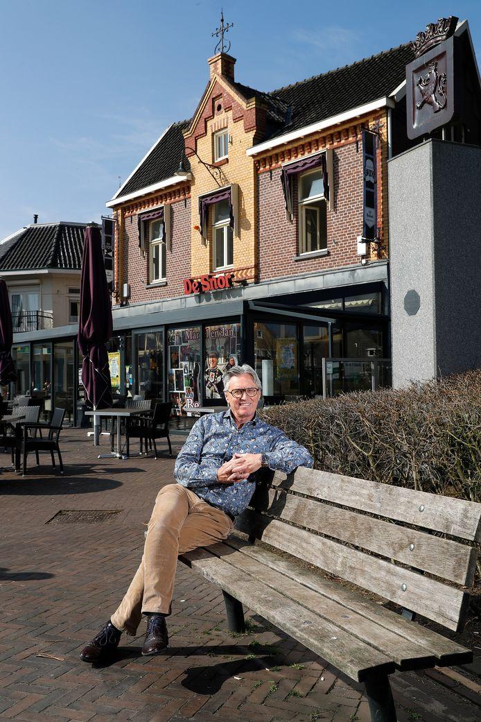 Uitbater Marcel Schuurman van De Snor stopt er mee.