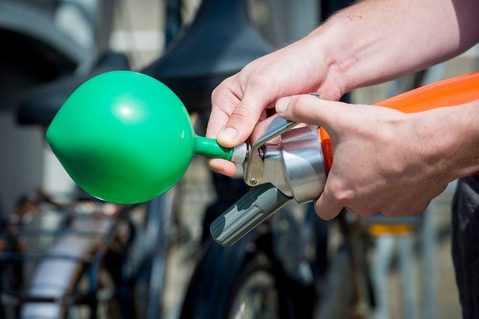 Het gebruik van lachgas is straks verboden in Steenwijkerland.