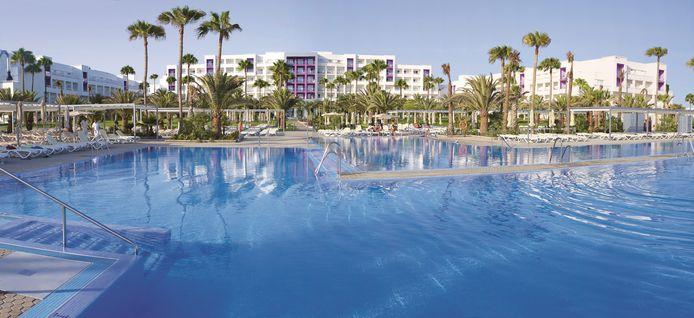 De tweede proefvakantie gaat naar Gran Canaria. Gasten verblijven in het Hotel Riu Gran Canaria.
