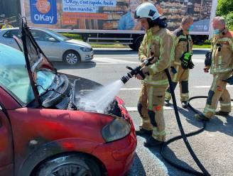 E40 lijkt wel behekst in Erpe-Mere: op één week tijd drie wagens uitgebrand