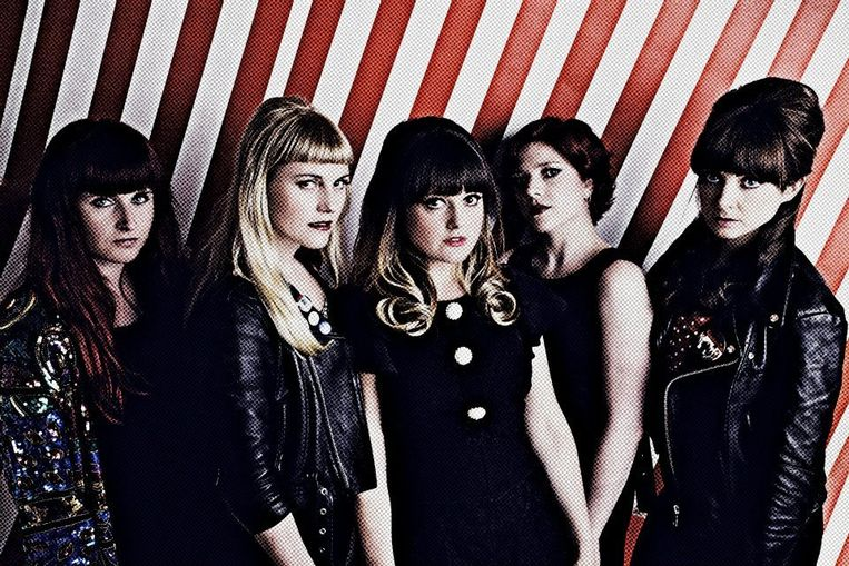 September Girls Beeld Press photo