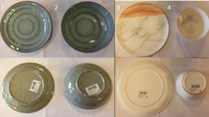 Euro Shop roept plastic borden en kommen terug