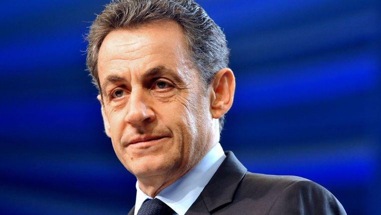 President Nicolas Sarkozy Beeld afp