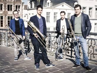 Vijftiende concert in de Anneessensreeks laat het orgel versmelten met trombones