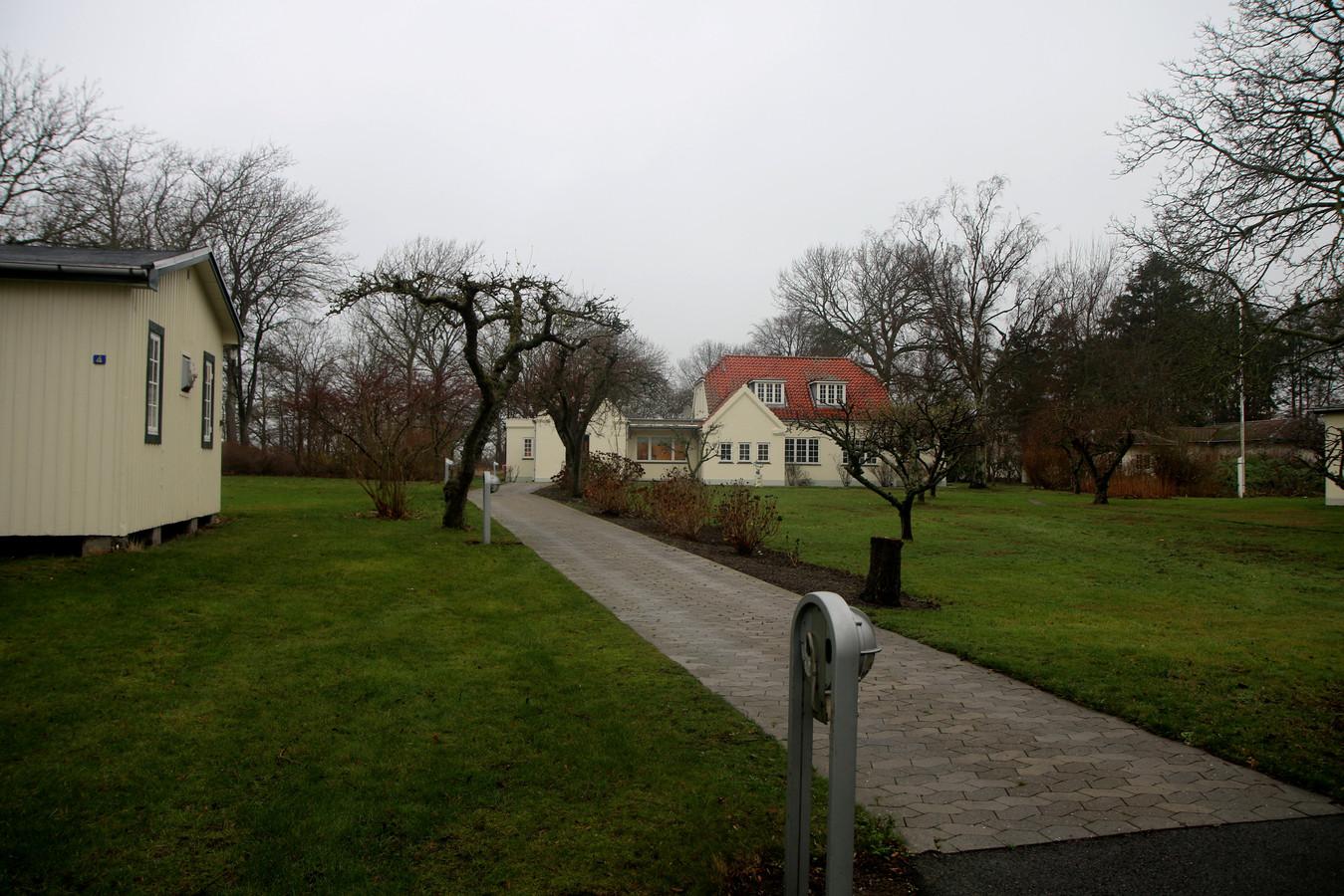 Er zijn plannen om een detentiecentrum te openen voor criminele asielzoekers op Lindholm Island in de Baltische Zee.