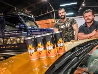 """Patrick (40) en Nicolas (29) lanceren nieuwe energiedrank RISK: """"We willen multinationals vuur aan de schenen leggen"""""""
