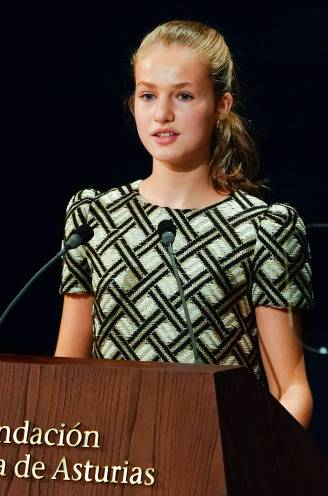 """Spanje maakt zich zorgen om 15-jarige prinses Leonor: """"Prinses Alexia heeft slechte invloed op haar"""""""