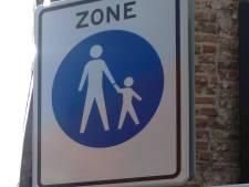 Twintig bekeuringen voor verkeersovertreders in het voetgangersgebied Ede