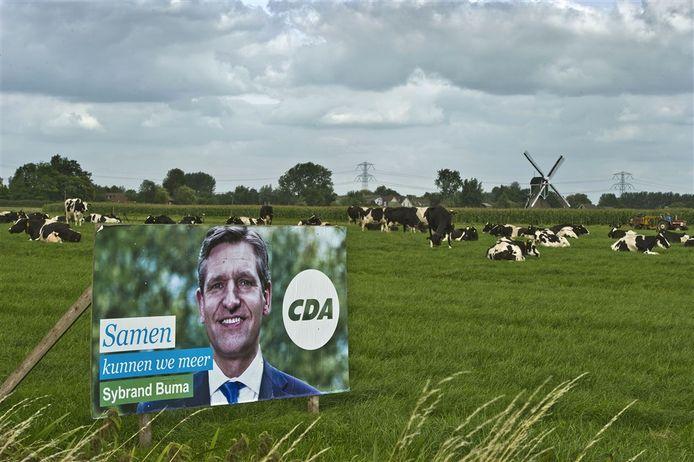 Het CDA trok onder Sybrand Buma veel kiezers op het platteland, maar scoorde slecht in de steden. Dat moet anders, vindt De Jonge.