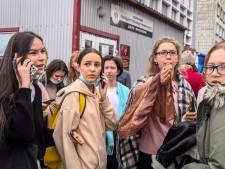 Acht doden bij schietpartij op universiteit Rusland, schutter was student: 'Gedreven door haat'