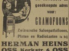 Musicus Herman Heins zorgde 94 jaar geleden voor muziek in de Osse Kerkstraat