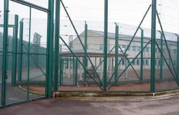 Le centre fermé de Vottem.