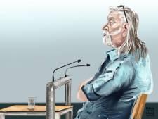 Nabestaanden Oostkapelse vrouw zijn emotioneel in rechtbank, maar E.F. houdt vol: 'Ik ben niet de dader'