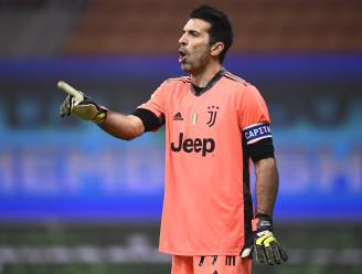 Buffon kondigt vertrek bij Juventus aan