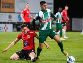 """Anass Zaroury (Lommel SK): """"Vertrouwen is alles in het voetbal"""""""