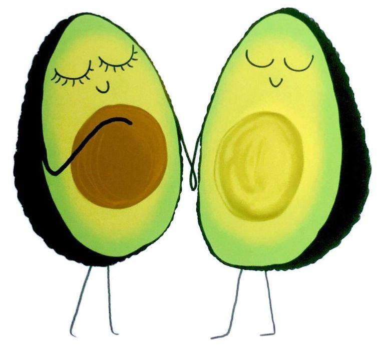 In het net geopende restaurant The Avocado Show bevatten alle gerechten op de menukaart avocado Beeld -