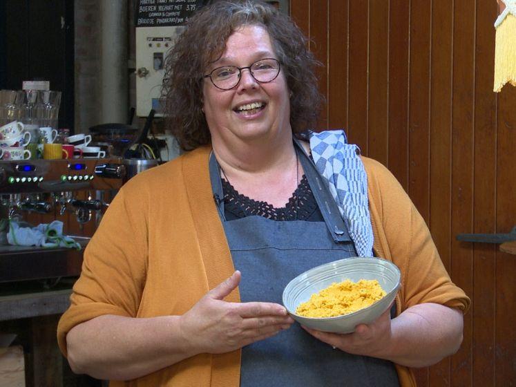 Koken met Marie | Simpel, snel, goedkoop en lekker: geitenkaascrème met abrikoos