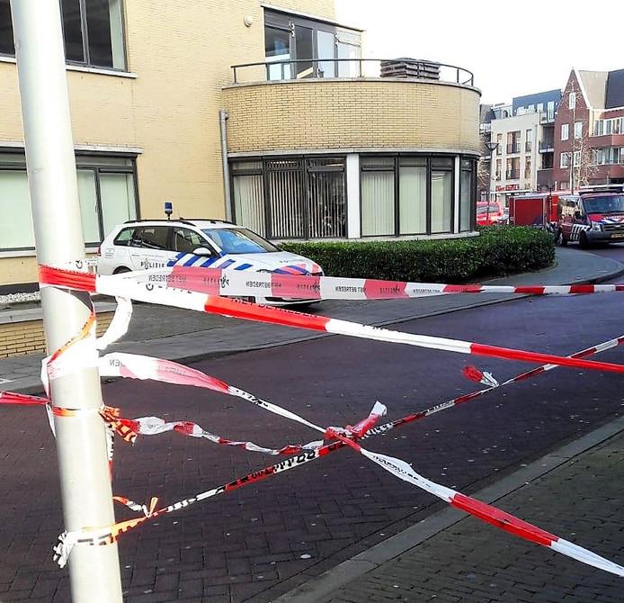 Geen overvloed meer aan politielinten in het centrum van Kerkdriel.
