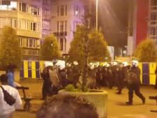 Le bilan des policiers blessés suite à la qualification du Maroc s'alourdit