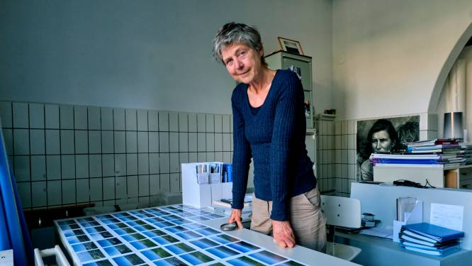 Nieuwe stadskunstenaar Anja fotografeert waterproblematiek: 'Dat kan ik mooi verbinden aan Dordrecht'