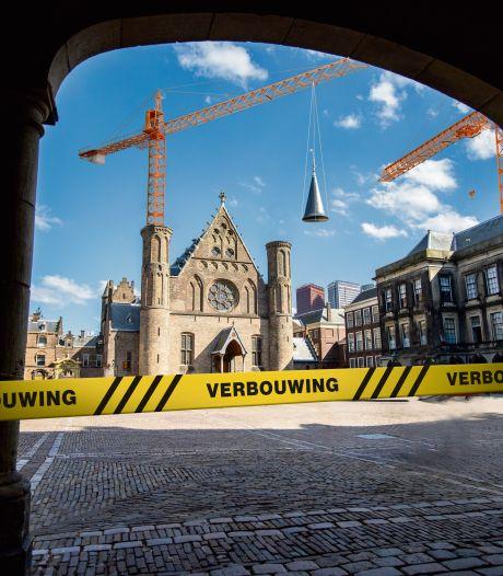 Renovatie Binnenhof mogelijk jaar vertraagd