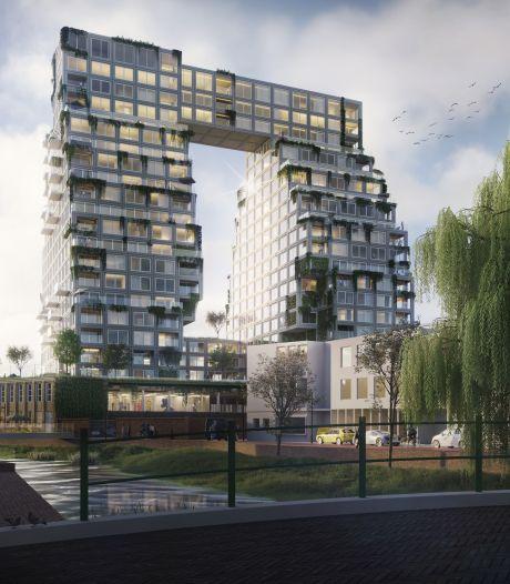 Plaats voor 330 woningen in iconische torens op oude Schellensfabriek aan Vestdijk in Eindhoven