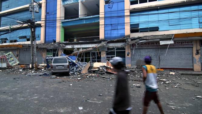 Zes doden bij krachtige aardbeving in Filipijnen