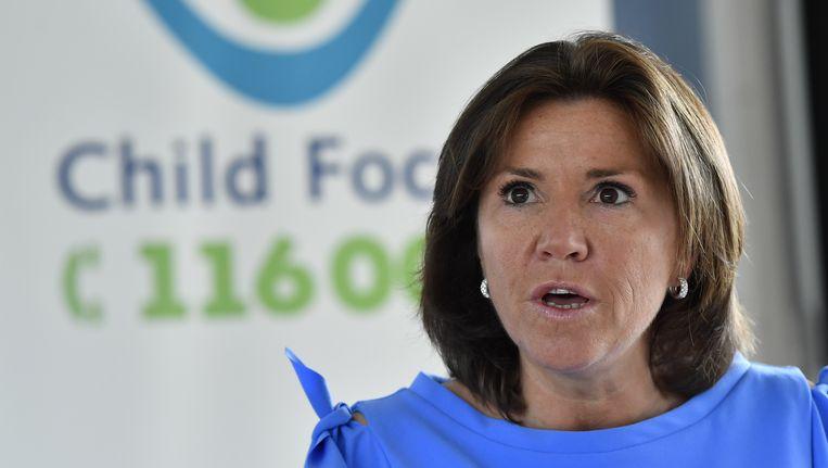 CEO van Child Focus Heidi De Pauw